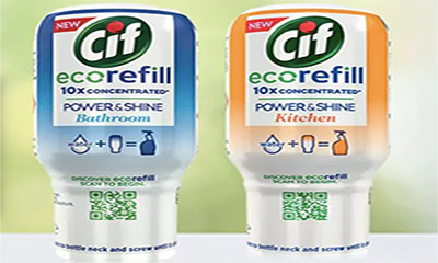 Free Cif Cleaning Spray