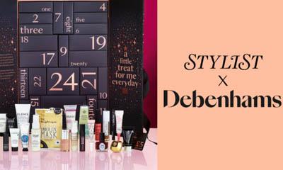Free Debenhams Beauty Advent Calendar