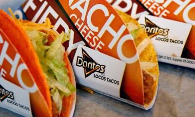 Free Doritos Locos at Taco Bell