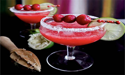 Free Dracula's Daquiri Cocktail