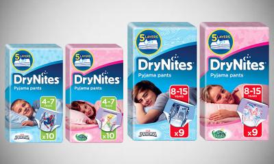 Free Dry Nites Pyjama Pants