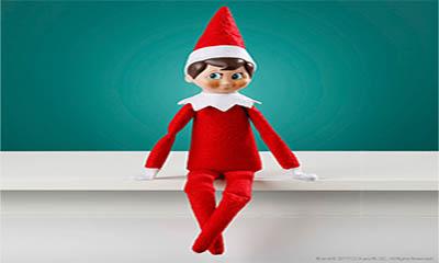 Free Elf On The Shelf
