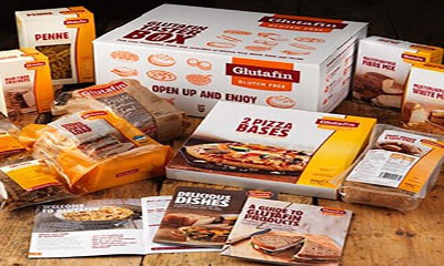 Free Food Samples from Glutafin
