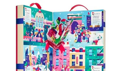 Free Kiehl's Advent Calendar