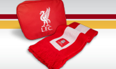 Free LFC Scarf & Travel Bag Bundle