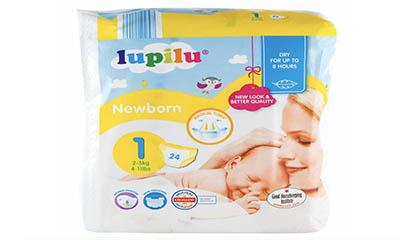 Free LIDL Newborn Nappies