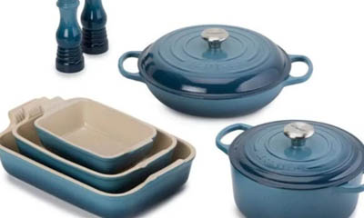 Free Le Creuset's Flavour Revival Entertaining Sets