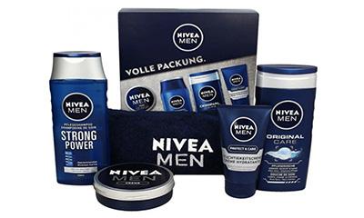 Free NIVEA Gift Set