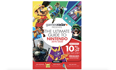Free Nintendo Magazine (Worth £3.99)