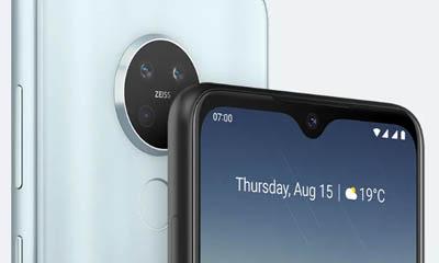 Free Nokia 7.2 Smartphones
