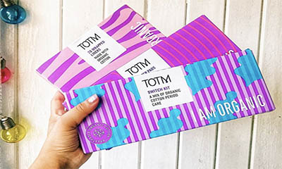Free Organic Cotton Tampons & Pads Kit