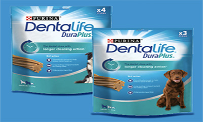 Free Purina DentaLife Dog Treats