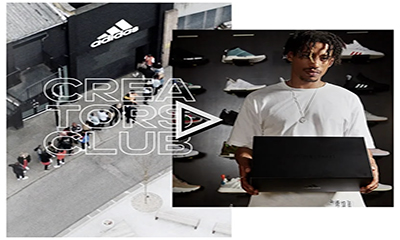 Free Rewards from Adidas