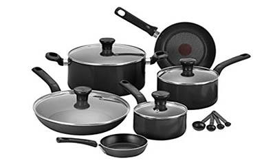 Free Tefal Cooking Pan Set