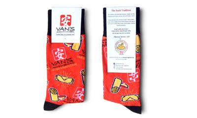 Free Van's Kitchen Socks