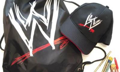 Free WWE Goody Bags