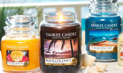 Free Yankee Candle Duo – Worth £49.98