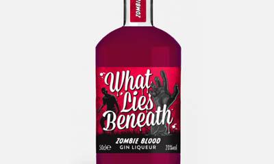 Win a Bottle of Zombie Blood Gin Liqueur