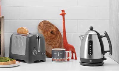 Win a Dualit Lite Kettle and Toaster
