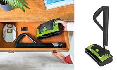 Win a Gtech HyLite Vacuum Cleaner