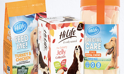 Win a HiLife Dog Hamper