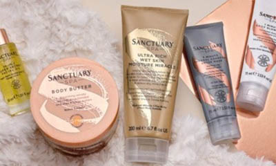 Win a Sanctuary Spa Hamper