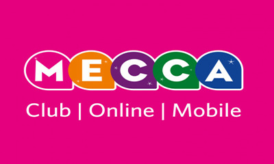 Join Mecca Bingo and spend £10 to play with £60!