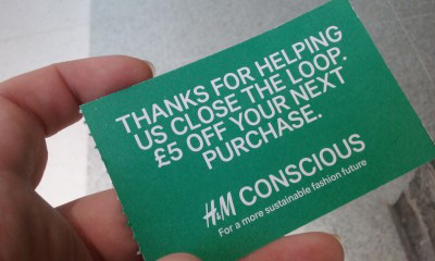 Free £5 H&M Voucher