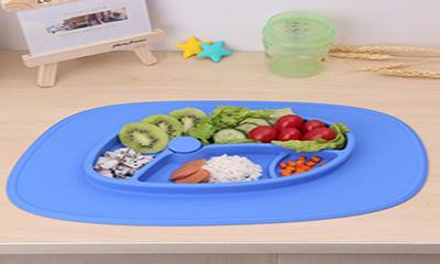 Free Baby Food Mat
