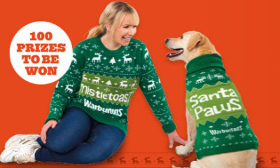 Free Christmas Jumper