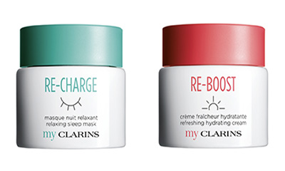Free Clarins Sleep Mask
