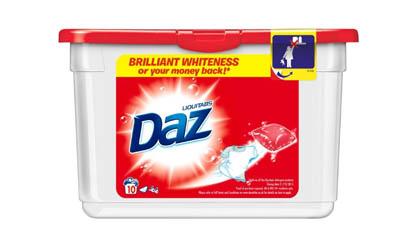 Free Daz Liquitabs Washing Capsules