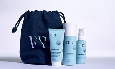 Free FRÉ Skincare Set