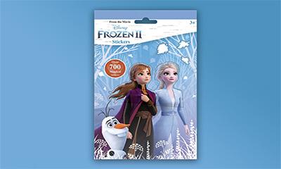 Free Frozen 2 Sticker Pack