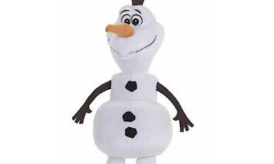 Free Giant Olaf Soft Toy
