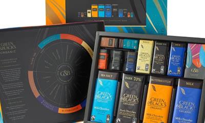 Free Green & Black's Chocolate Box