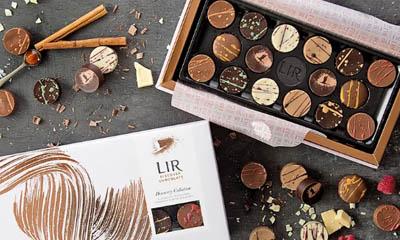 Free Lir Chocolate Hampers