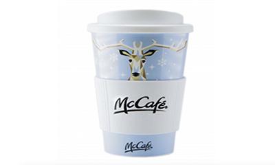 Free McDonald's Reusable Cups