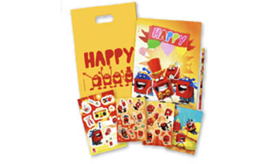 Free McDonald's Sticker Books