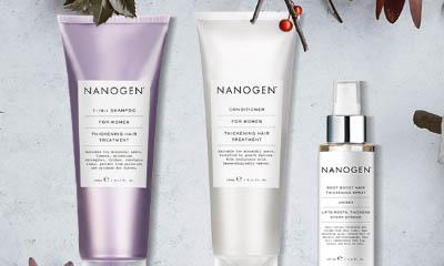 Free Nanogen Luxury Hair Thickening Bundle