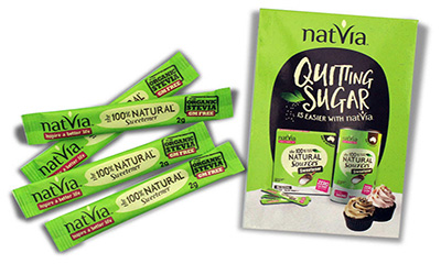 Free Natvia Natural Sweeteners