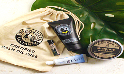 Free Palm Oil Free Products Box