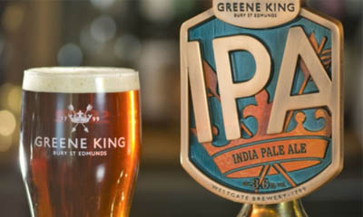 Free Pint of Greene King IPA