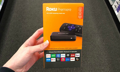 Free Roku TV Streaming Stick