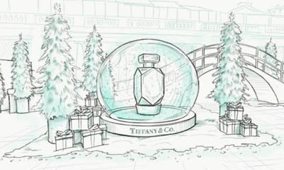Free Skating at Tiffany & Co Scented Winter Wonderland