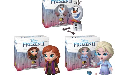 Win 1 of 3 Disney Frozen 2 Toy Bundles