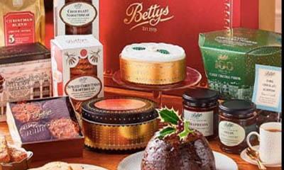 Win a Betty's Christmas Hamper
