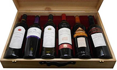 Win a Case of Wine in time for Christmas