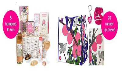 Win a Christmas Hamper with Pink Lady