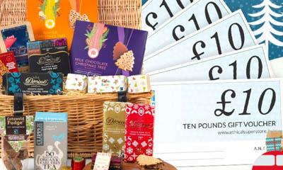 Win a Fairtrade Christmas Hamper